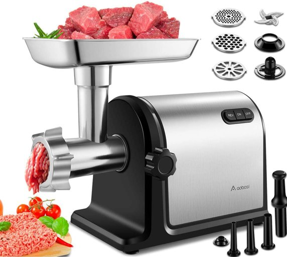best electric meat grinder 100