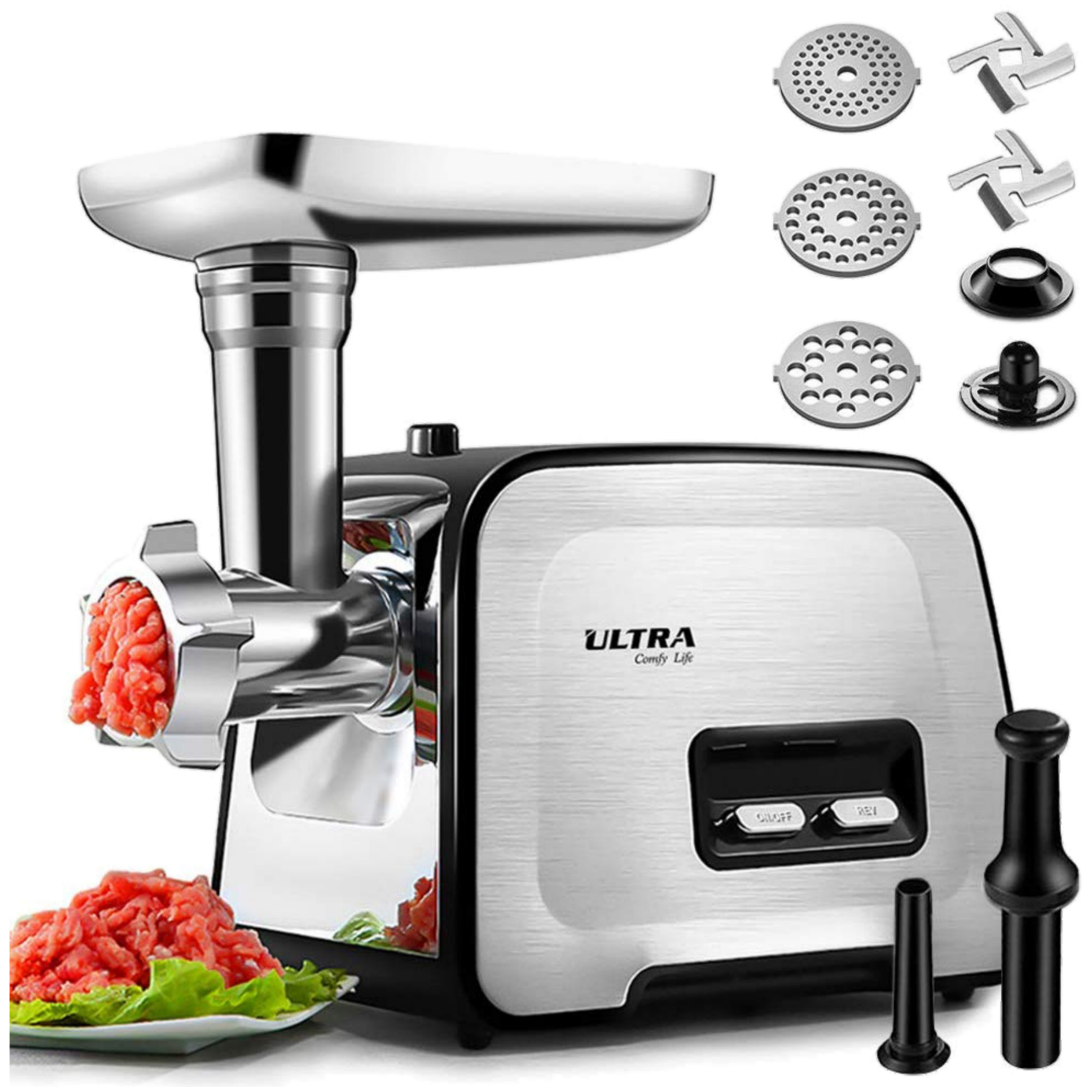 altra meat grinder review