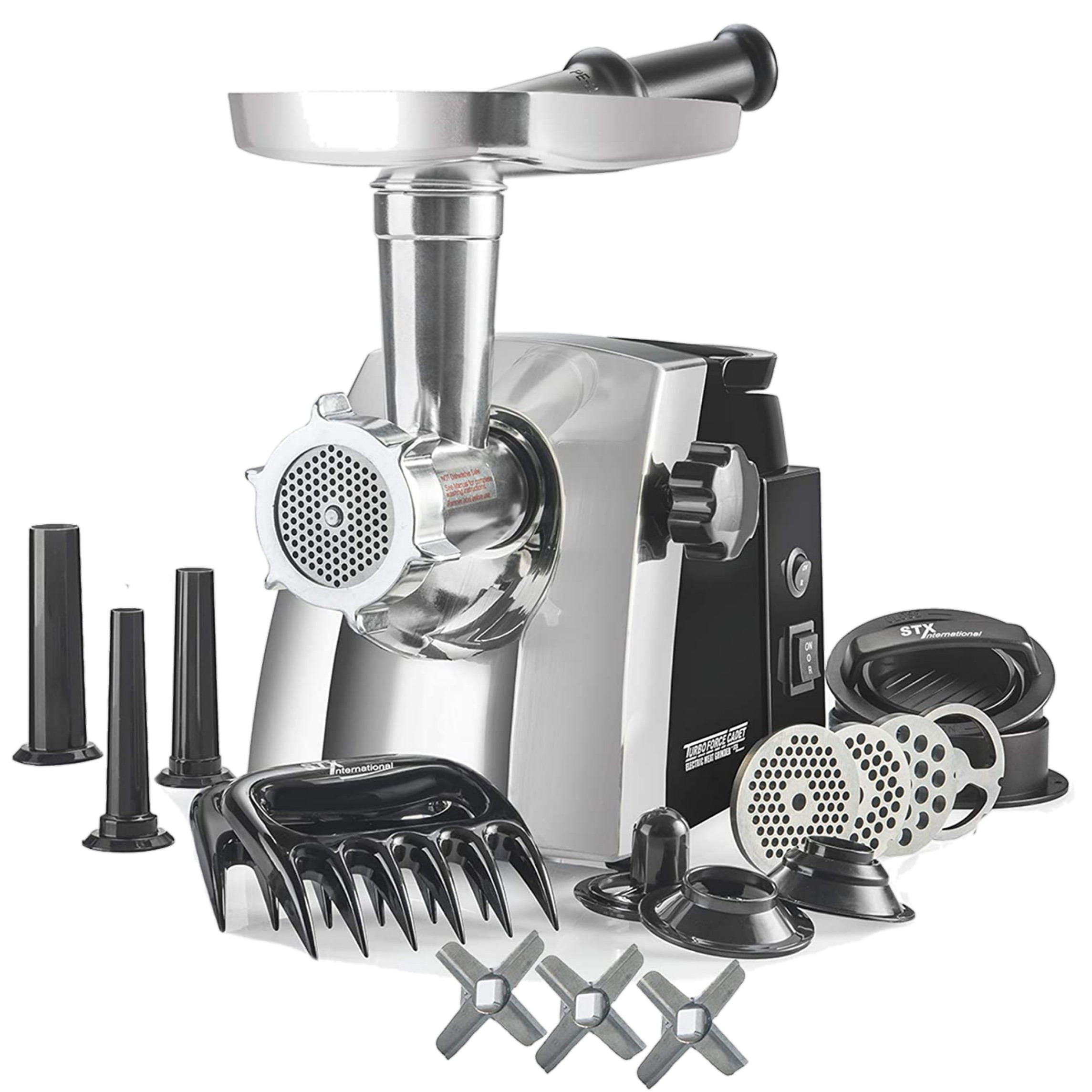 STX international meat grinder reviews
