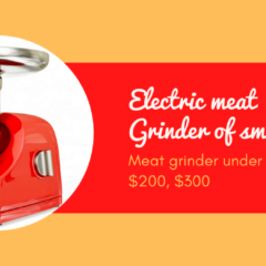 How To Use A Hand Crank Meat Grinder