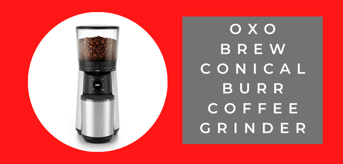 Oxa Brew Conical Burr Coffee Grinder